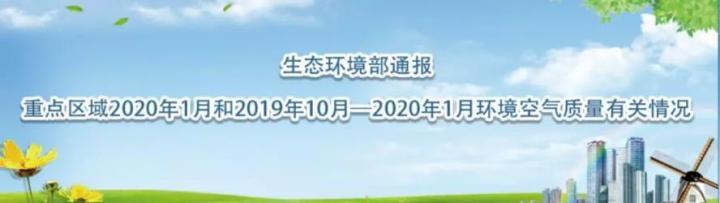 达奇环境:生态环境部通报重点区域环境空气质量