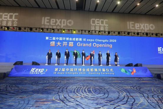 达奇环境参加第二届中国环博会成都展,低温脱硝备受关注